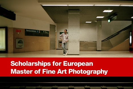 Scholarships Photography Master Madrid
