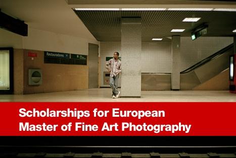 Scholarships Photography Master Madrid