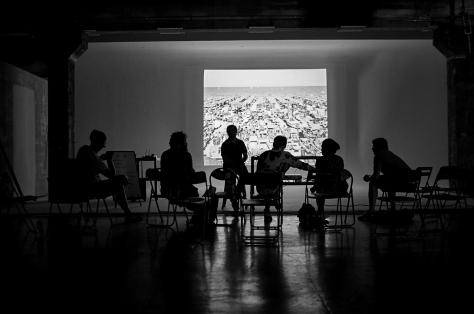Joan Villaplana Masterclass, at Central Studios Shanghai, 2015