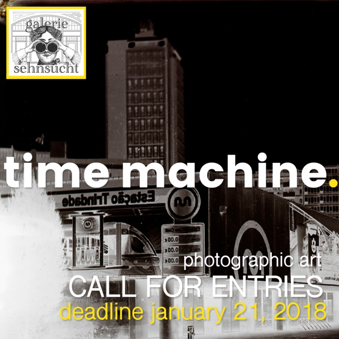 Photography Exhibition Call. Deadline: Jan. 21, 2018