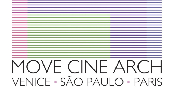 Festival Films on Architecture. MOVE CINE ARCH. Deadline: March 31, 2018.