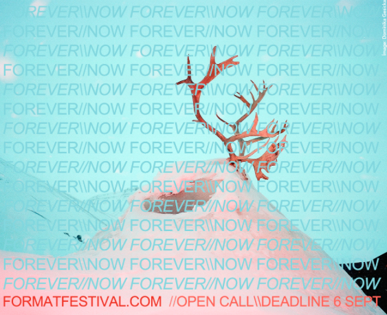 Format Festival Call. Deadline: Sept 6, 2018