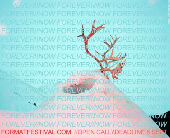 Format Festival Call. Deadline: Sept 6, 2018
