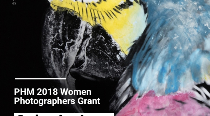 Women Photographers Grant. Deadline: Oct. 17, 2018