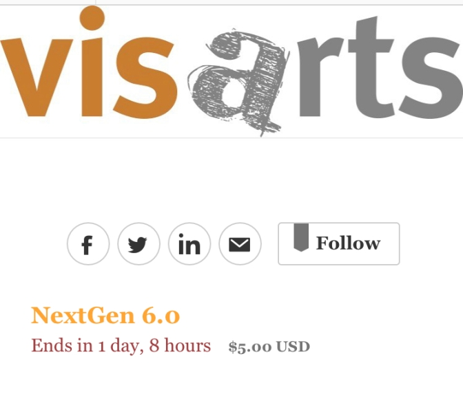 NextGen 6.0 Call. Deadline: May 10, 2019