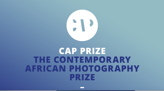 Contemporary African Photography Prize. Deadline: Feb 7, 2020