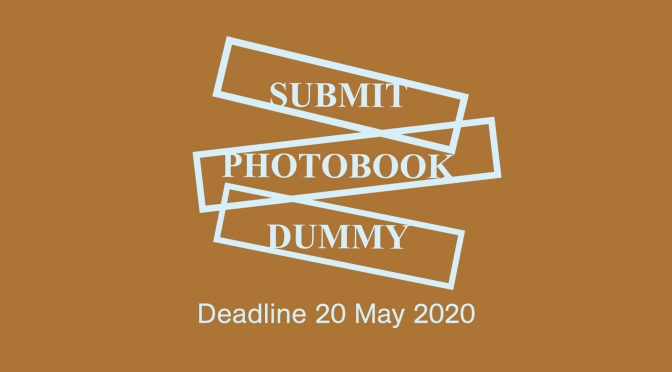 SELF PUBLISH RIGA Dummy Contest. Deadline: May 20, 2020