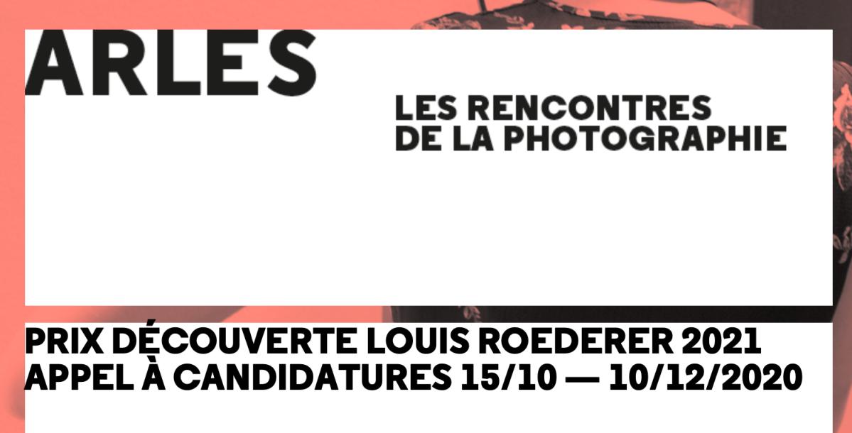 rencontres internationales de la photo arles 2020